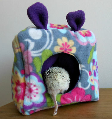 Snuggle homes for small animals HEDGEHOG/ RATS/ HAMSTERS/ GUINEA PIGS/ GERBIL