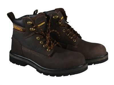 Roughneck Clothing RNKTORNAD6B Tornado Site Boots Composite Midsole Brown UK 6 E