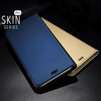 Luxury PU Leather Wallet Card Slot Stand Hybrid Case Cover For iPhone 7 7 Plus