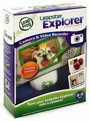 Leap Frog ●● LEAPSTER EXPLORER CAMERA ●● Camera Attachment ONLY For Explorer