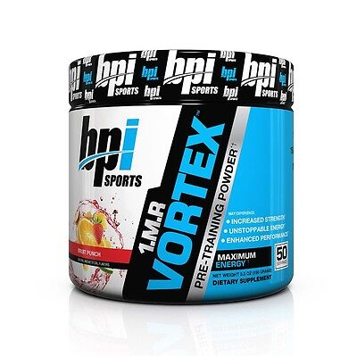BPI Sports 1MR Vortex Pre Workout Powder 150g 50 Servings