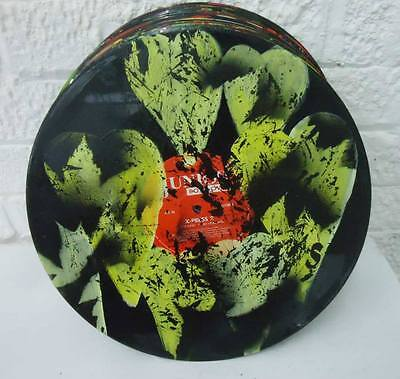 """SEAN WORRALL- HAND PAINTED 12"""" VINYL 42/100  Contemporary Street Art - CULTIVATE"""