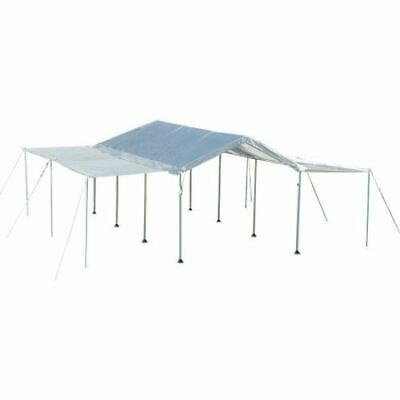 10x20 Black Canopy Screen Kit For 1 37 And 2 Frame
