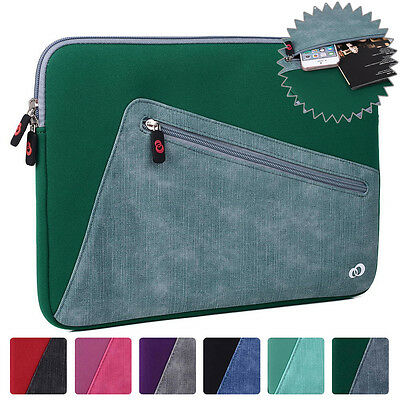 Universal 13 13.3 inch Laptop Notebook Neoprene Sleeve Case Cover Bag ND13VX-4