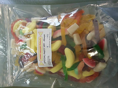 Special Party Mix 1kg Christmas Party buffet
