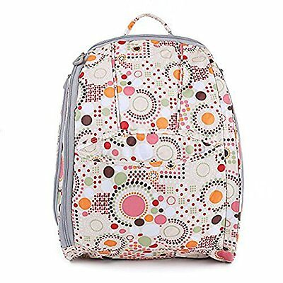 Orgrimmar Diaper Tote Bags Larger Capacity Baby Nappy Bag Fashion Mummy Backpack