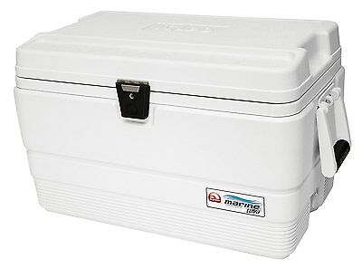 Igloo Marine Ultra Cooler White, 54-Quart