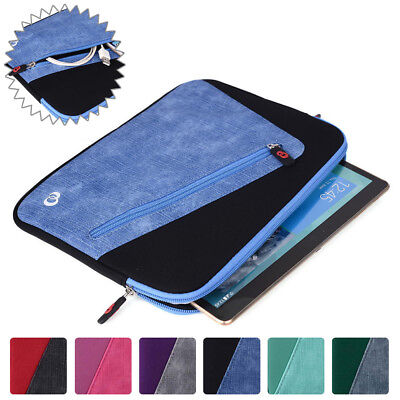 Universal 11 11.6 inch Laptop Notebook Neoprene Sleeve Case Cover Bag ND11VX-2