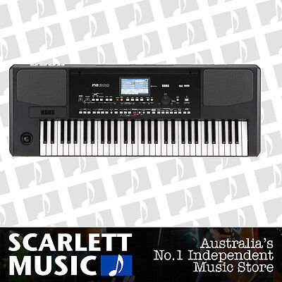 Korg PA-300 61 Note Arranger Keyboard PA300 **BRAND NEW** - Save $600.