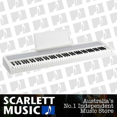 Korg B1 88 Note Digital Piano White *3 YEARS WARRANTY* -Update From The SP-170s.