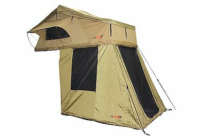 23 Zero Dakota Roof Top Tent with Annex RRP - $1399