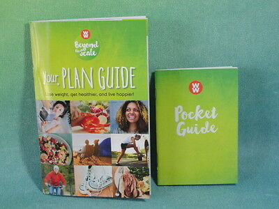 Weight Watchers 2016 Beyond The Scale Plan Guide + Pocket Food Points Guide