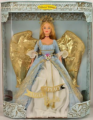 Barbie ANGEL OF PEACE Timeless Sentiments Collect Edition 24240 1999