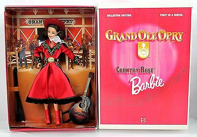 Barbie COUNTRY ROSE Grand Ole Opry 1st Collector Ed 17782 1997