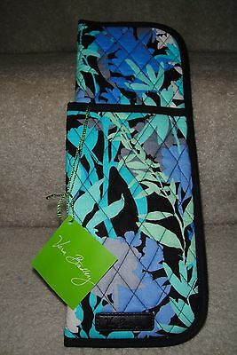 "Vera Bradley Straighten Up & Curl ""camofloral"" Nwt!  Retired  Pattern!  $24"