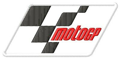 Moto GP ecusson brodé patche Thermocollant iron-on patch