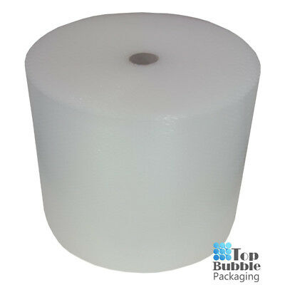 Bubble Wrap 500mm x 100m - Perforated Every 500mm Clear 10mm Bubbles PICKUP ONLY