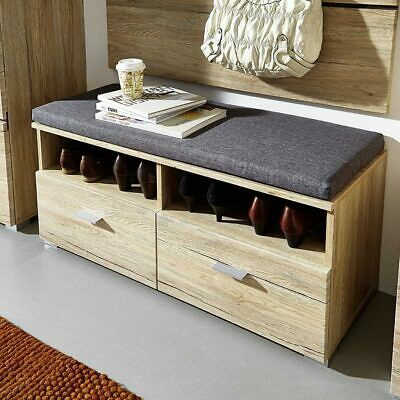 garderobenbank bank sitzbank flurbank dielenbank schuhbank flur m bel targa i eur 139 95. Black Bedroom Furniture Sets. Home Design Ideas