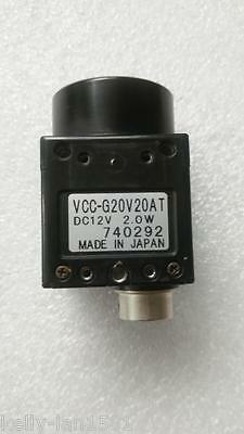 1Pcs Used CIS VGA VCC-G20V20AT camera