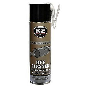 DPF Cleaner Professional, Diesel Particulate Filter Re generator 500ml K2 PRO