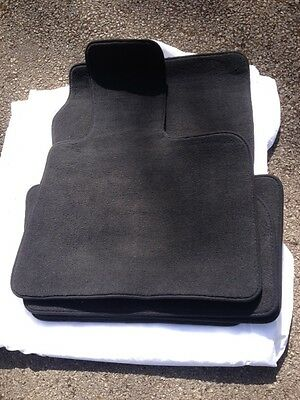 Bmw X3 Genuine Fitted Car Mats 2010--2015 Model Shape..free  Postage...