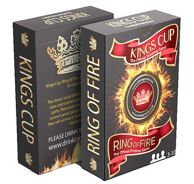 Ring of Fire - Drinking Game