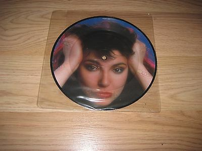 Vintage 1985 Kate Bush The Big Sky 45 Single Picture Disc/Free Shipping!