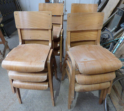 Plywood Industrial, School Chairs