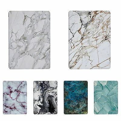 Marble Patterned Smart Cover Case For Apple iPad 2 3 4 5 6 Air Mini Pro 9.7 083C