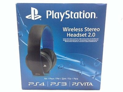 Auricular Ps3 Playstation  Wireless Stereo Headset 2.0