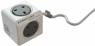 PowerCube Extended USB 1.5M (UK)