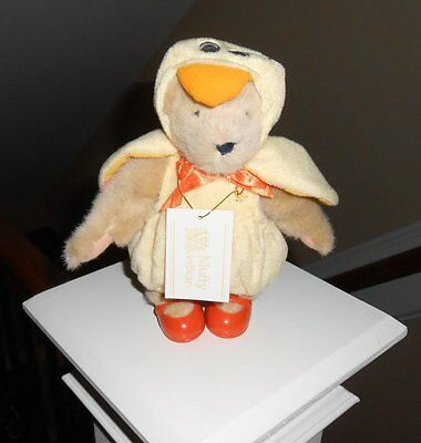 Muffy VanderBear CHICK DUCK 1991 NEW WITH TAG