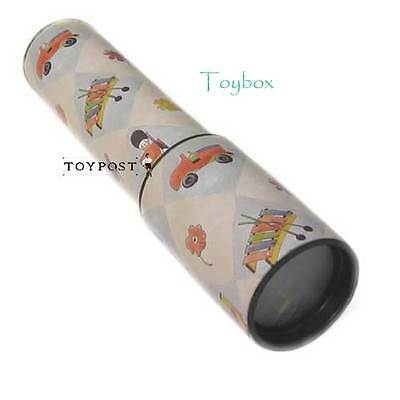Toybox, DeLuxe Kaleidoscope, Traditional Style with turning top
