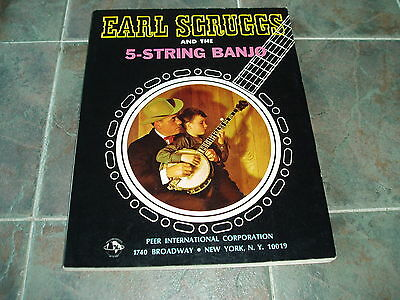 Earl Scruggs and the 5-String Banjo 1968