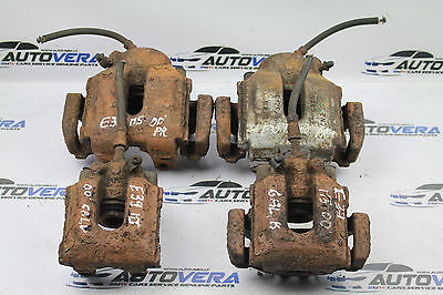 Bmw E39 M5 Support Front And Rear Brake Calipers Set