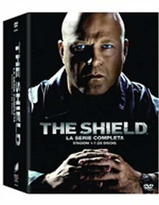 The Shield - La Serie Completa - Stagioni 1-7 (28 DVD)