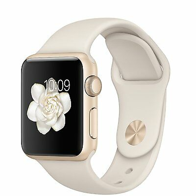 Apple Watch Sport 38mm Gold Apple Refurbished 4LCJ2Z/A
