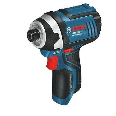 Bosch GDR108LIN 10.8v Cordless Impact Driver Bare Unit 06019A6901