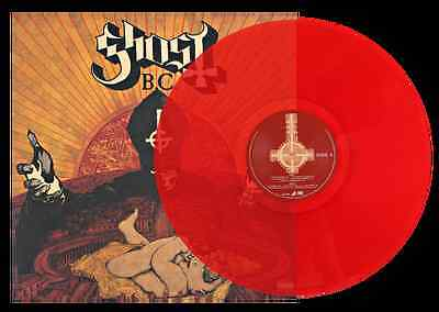 GHOST B.C. Infestissumam 2013 limited edition gatefold red vinyl LP NEW/SEALED