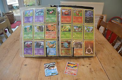 Pokemon Cards Job lot/Bundle 200+ (Approx 240), includes Moltres ex & Kyogre ex