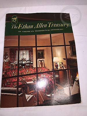 1960*Ethan Allen*Treasury* Catalog Of American Traditional Furniture 16305N