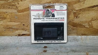 Gorilla Remote Transmitter (Replacement for Gorilla Auto-Alarm) Security