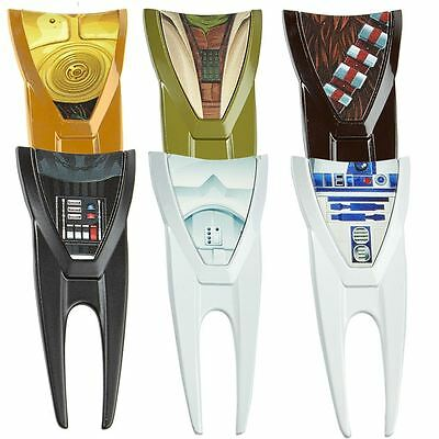 TaylorMade Golf 2016 Star Wars Divot Tool and Ball Marker Mens Golf Accessories