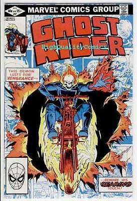 GHOST RIDER #67, VF/NM, Motocycle, Blazing, Movie, 1973, more GR in store