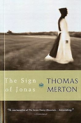 NEW The Sign of Jonas by Thomas Merton Paperback Book (English) Free Shipping