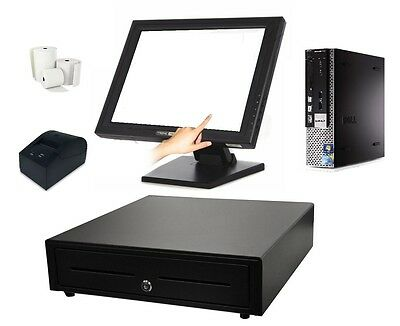 """New 17"""" Touchscreen Epos Pos System For Cafes"""