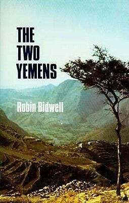 The Two Yemens Ancient Medieval Arabia Hardcover 350 pages RARE OUT OF PRINT