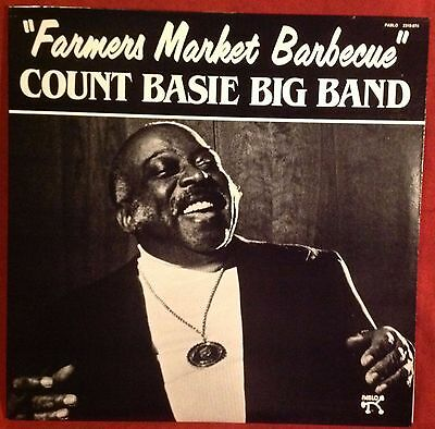 Count BASIE - Farmers Market Barbecue  - LP - MUS