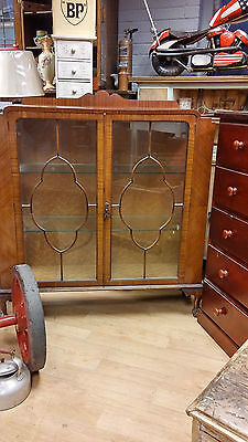 1930s display cabinet
