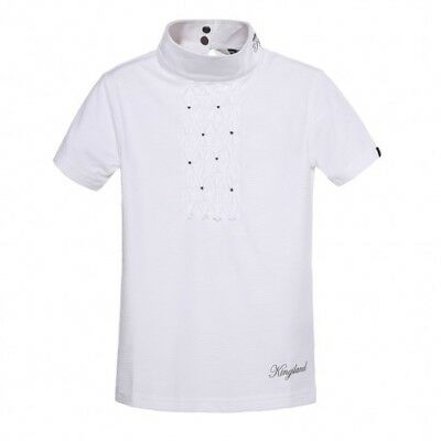 """KINGSLAND DRANCY"" Kinder Turniershirt statt......59,95 €"